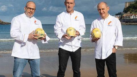 Jordi Vilà, Aitor Arregi y Paco Pérez  ganan el tercer sol de la Guía Repsol