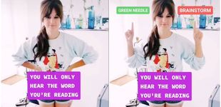 Post de El audio viral que divide las redes: ¿eres capaz de escuchar las dos palabras?