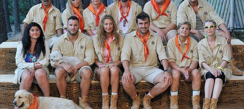 Foto: Los participantes de 'Campamento de verano'