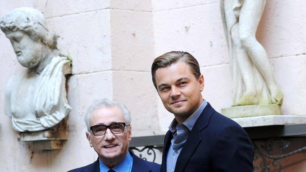 Foto: DiCaprio y Scorsese colaboran en una nueva película (EFE)