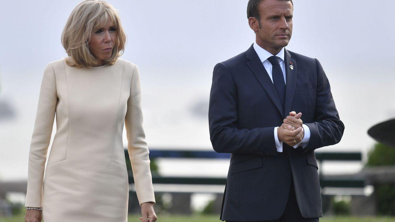 Bolsonaro se burla en las redes del físico de Brigitte Macron