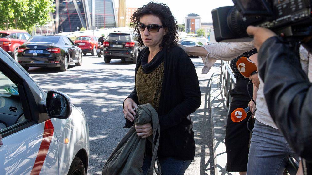 Foto: Patricia gonzalez, la mujer detenida por tener presuntamente secuestrada su hija. (EFE)