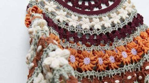 El jersey de croché que luciremos hasta en otoño es este nuevo de Zara