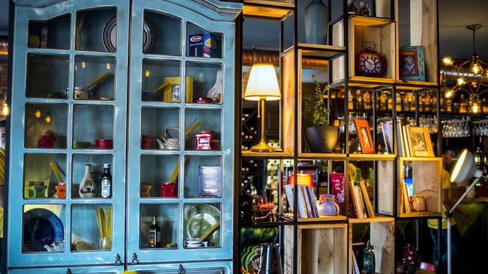 Foto: Una lámpara puede cambiar toda la decoración de la estancia. (CC)