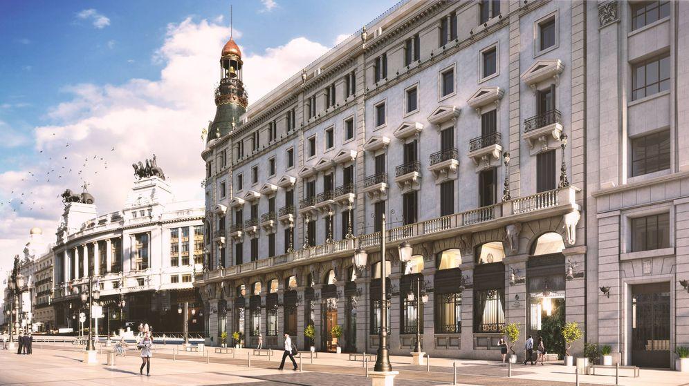 OHL aplaza a 2020 la venta de Canalejas a la espera de una subida de los pisos de lujo
