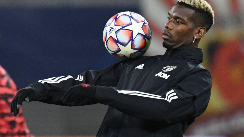 Pogba, uno de los primeros jugadores en hablar abiertamente de las secuelas físicas del covid. (Reuters)