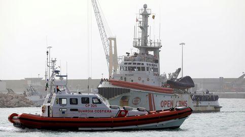 Italia inmoviliza el barco de una ONG española por promover la inmigración ilegal