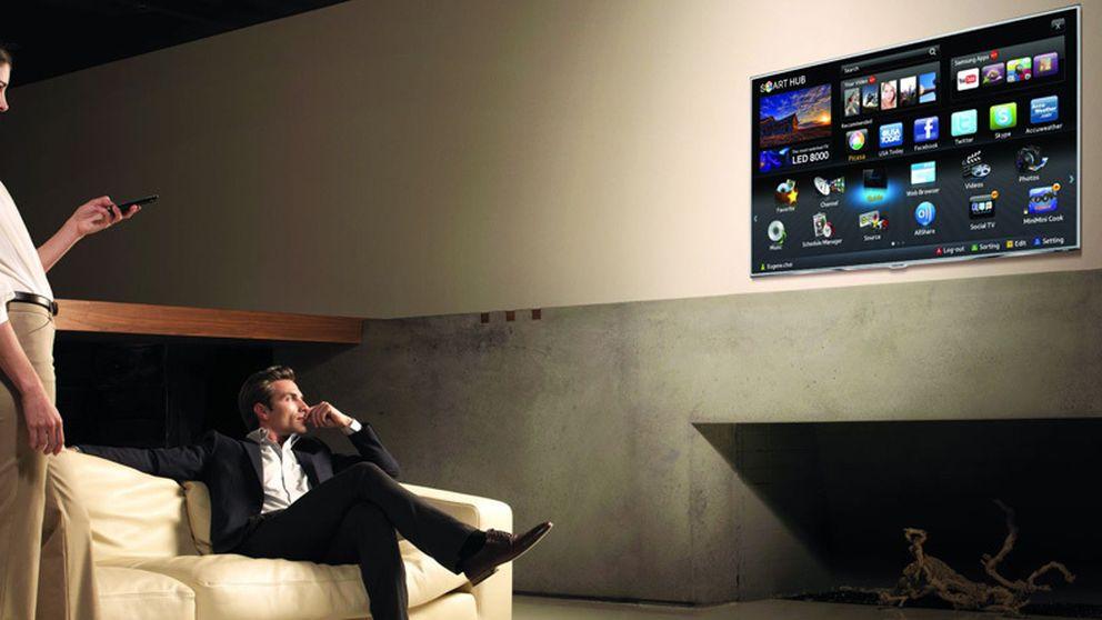 ¿Tienes una 'smart TV'? Que sepas que tiene tu permiso para espiarte