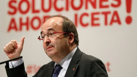 Iceta pedirá el indulto de los 'exconsellers' y los Jordis si es elegido 'president'