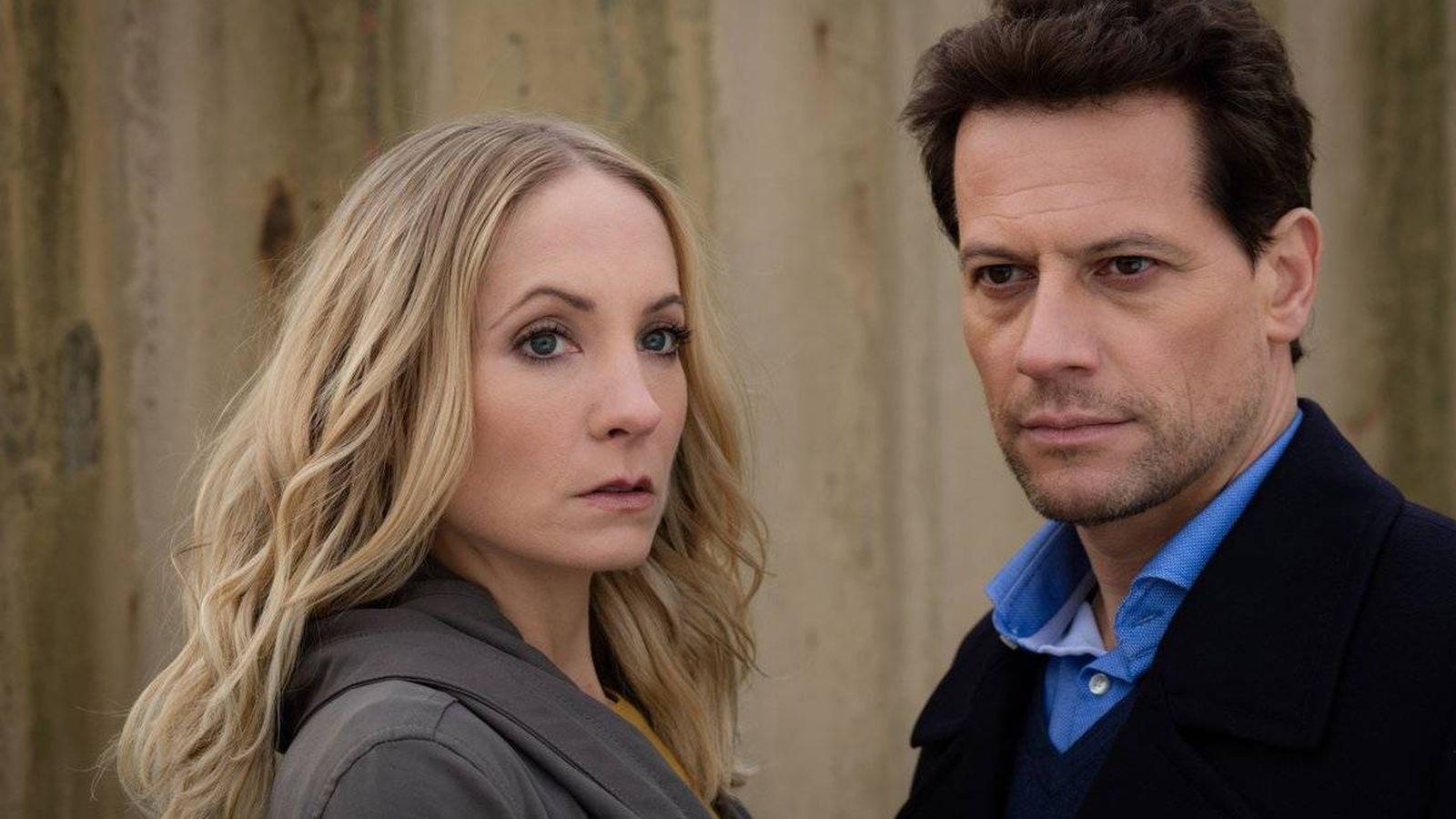 Foto: Joanne Froggatt y Ioan Gruffudd, protagonistas de 'Liar'