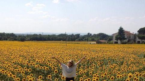 Ana Fernández sonríe de nuevo y se va de vacaciones a la Toscana