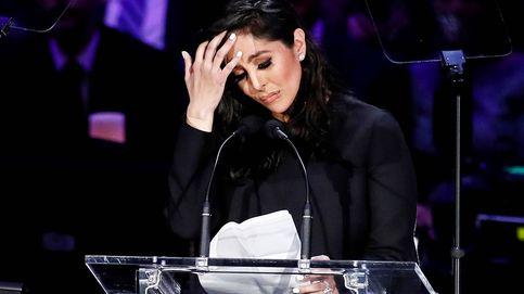 Kobe Bryant: las imágenes más emotivas de la despedida al jugador y a su hija