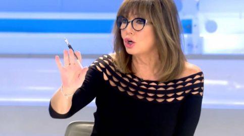 Ana Rosa da la cara por María Teresa Campos tras ser machacada en Telecinco