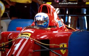 1991: El 'camión' de Ferrari y el 'casino' donde rodaban las cabezas