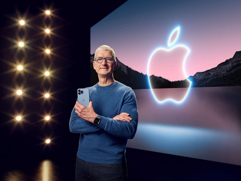 Foto: Tim Cook, CEO de Apple. (Reuters)