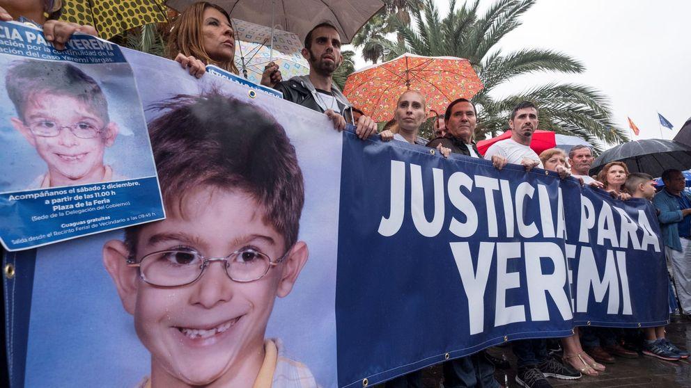 La Audiencia de las Palmas apunta a que no hay pruebas de que El Rubio se llevase a Yéremi