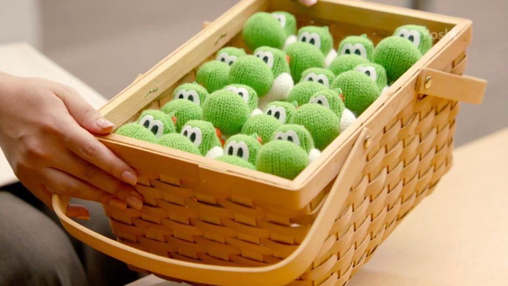 Yoshi's Woolly World: ¡es tan blandito que me quiero morir!