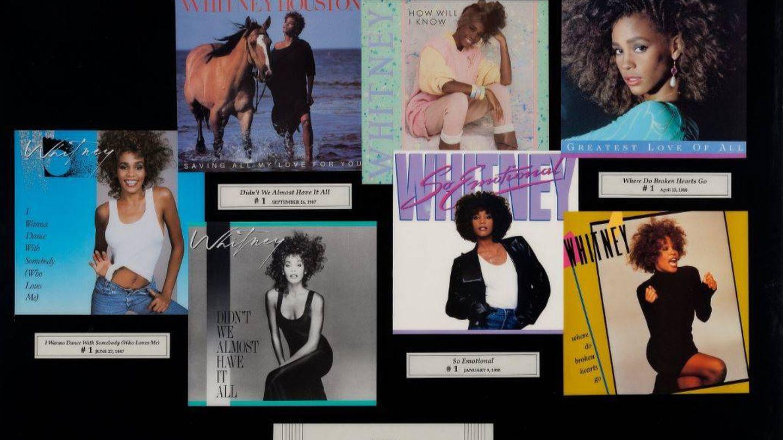Una imagen de los discos que se ponen a la venta (Heritage Auctions)