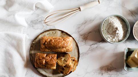 Cakes de higos y queso, un bizcocho salado de bolsillo