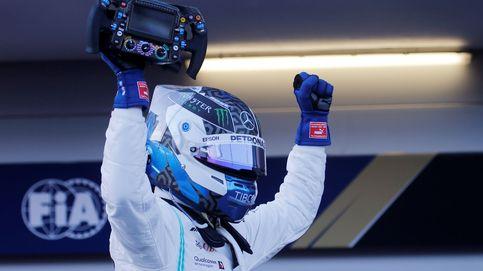 Resultado de F1: Mercedes no tiene rival con Bottas al frente y Sainz puntúa por fin (7º)