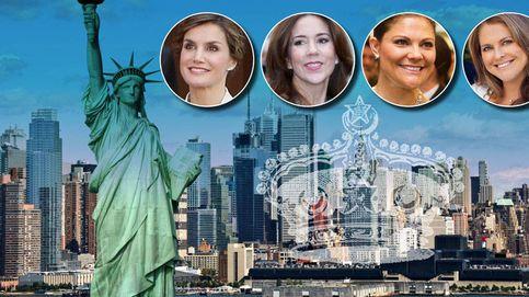Nueva York, el destino favorito de las royals para este mes de septiembre