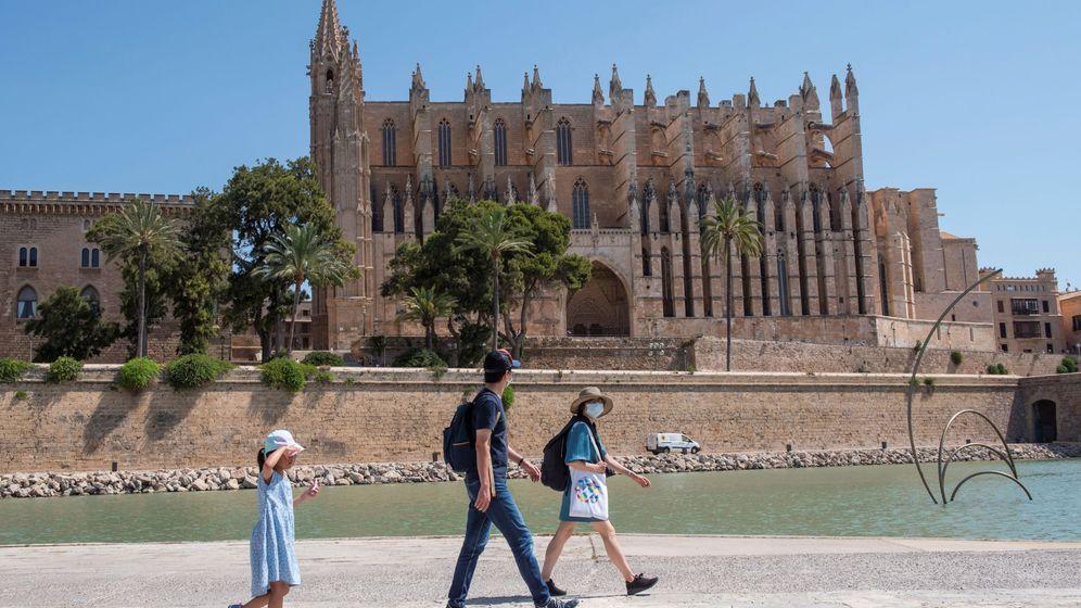 Foto: Palma de Mallorca. (EFE)