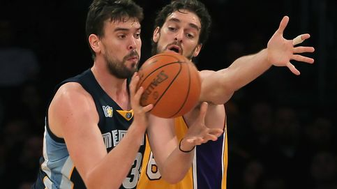 Marc Gasol: jardinero, fan de Estopa, exadicto a las hamburguesas... y rumbo a Los Angeles Lakers
