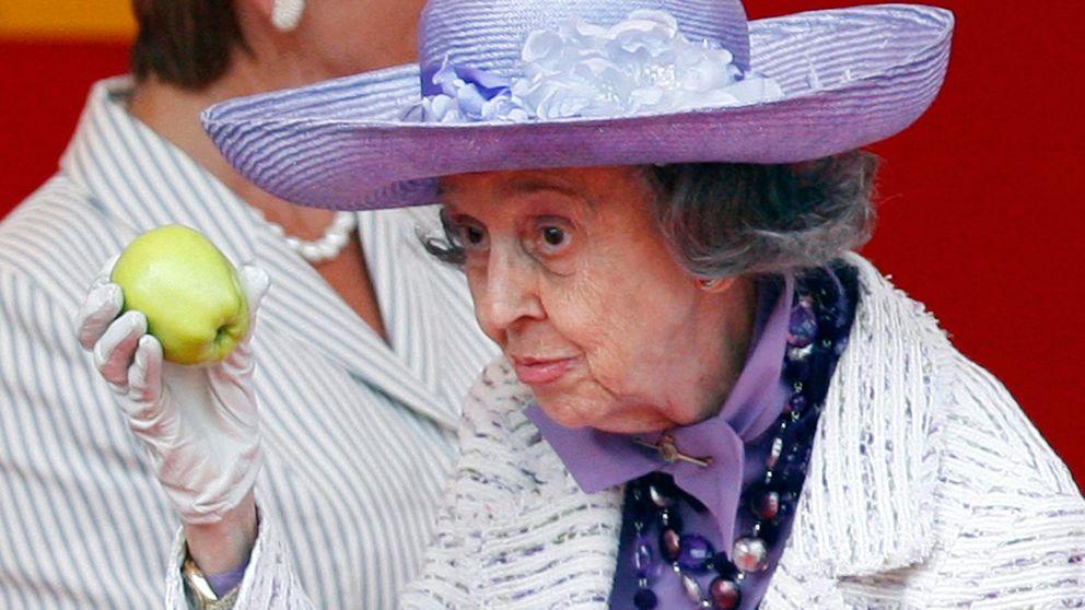 Un exorcismo, una tiara falsa y otros tres 'secretos' de Fabiola