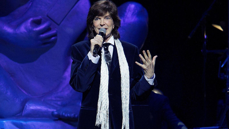 El cantante Camilo Sesto, en una de sus últimas actuaciones. (EFE)
