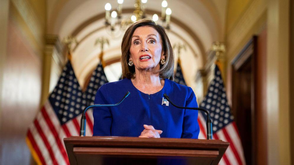 Foto: Nancy Pelosi (EFE)