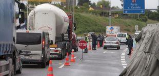 Post de El caótico cierre de fronteras en Portugal por la visita papal indigna a los conductores