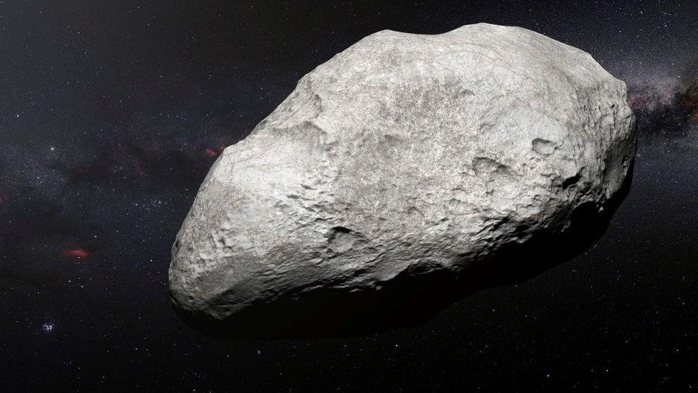 Descubren el mayor yacimiento de oro del mundo... y está en mitad del espacio