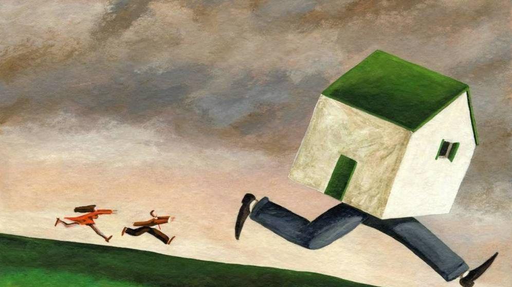Foto: Avalé a mi suegra cuando compró casa, si fallece ¿pasa a mi propiedad? (Corbis)