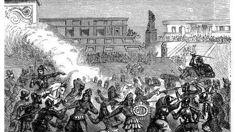 El día que el ejército de Hernán Cortés acabo con la vida de miles de indígenas