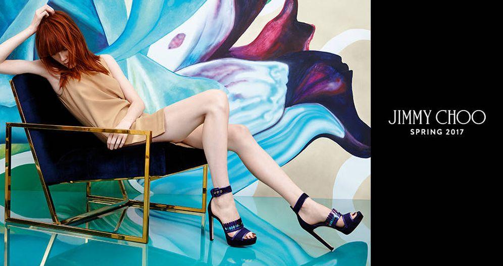 Foto: Publicidad de Jimmy Choo