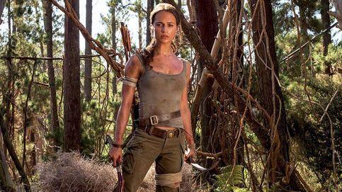 Alicia Vikander, la nueva 'Tomb Raider': lo que los jóvenes ven sexy ha cambiado mucho