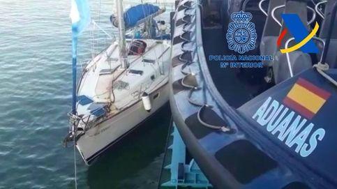 Incautada una tonelada de cocaína vinculada a un exmilitar de la Royal Navy