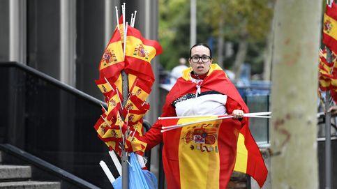 España, en los lemas electorales del PP y del PSOE