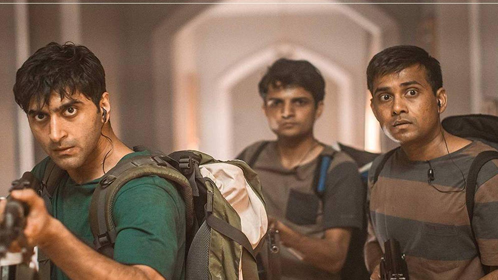 Foto: 'Hotel Bombay'.
