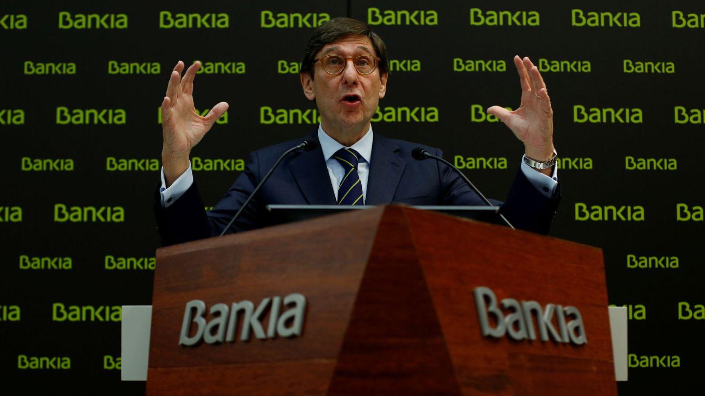 José Ignacio Goirigolzarri, presidente de Bankia. (Reuters)