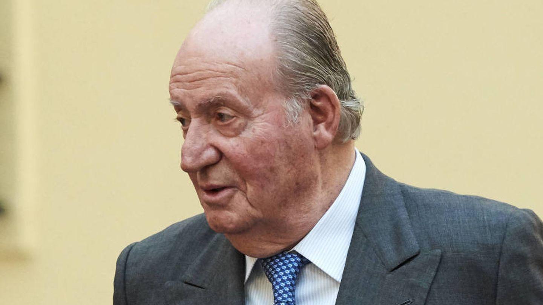 El rey don Juan Carlos, en una foto de archivo. (Getty)