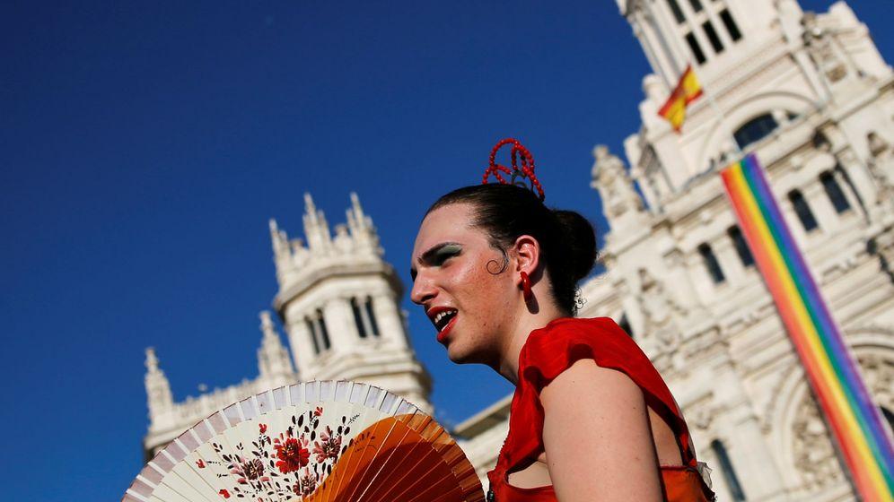 Foto: Desfile del Orgullo Gay de Madrid en su última edición, en julio de 2016. (Reuters)