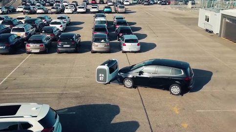 Adiós a los aparcacoches: estos robots ya aparcan vehículos y lo hacen mucho mejor
