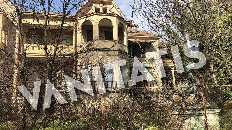 El palacio de Tatoi. (Vanitatis / Ministerio de Cultura de Grecia)