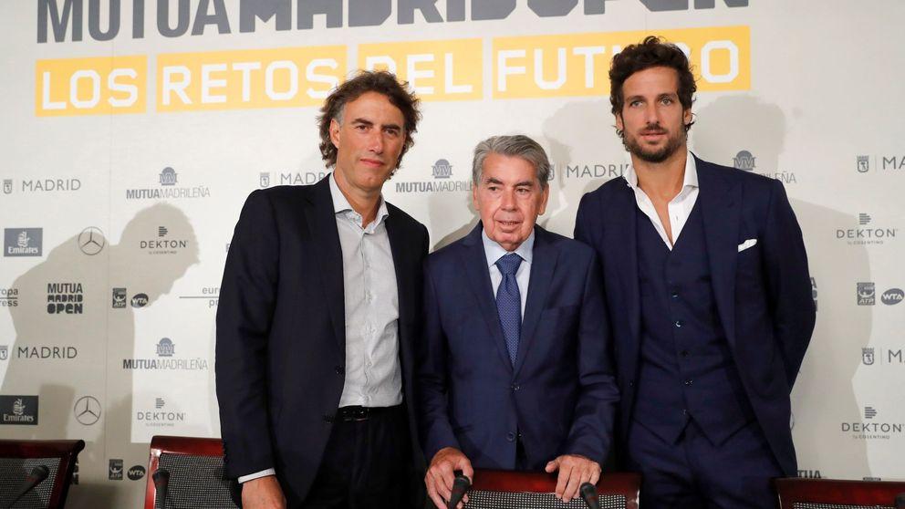 Cuando a Feliciano López le toque ir a recoger a Federer al aeropuerto