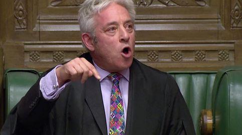 El adiós de 'Mr. Speaker': El Brexit es el mayor error desde la II Guerra Mundial