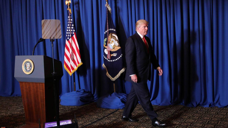 Trump corteja al 'establishment' con su ataque a Siria: las bases le dan la espalda