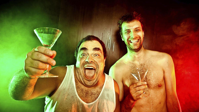Foto: ¿Cómo funciona la mente de estos dos personajes? (iStock)