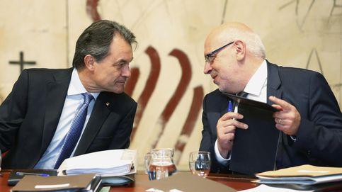 Artur Mas se va y deja colocado a su 'fontanero' como 'conseller' de Empresa