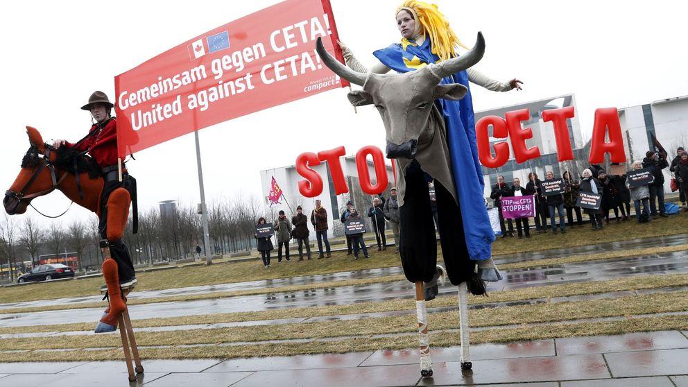 350 asociaciones denuncian la opacidad con la que el Congreso tramita el CETA